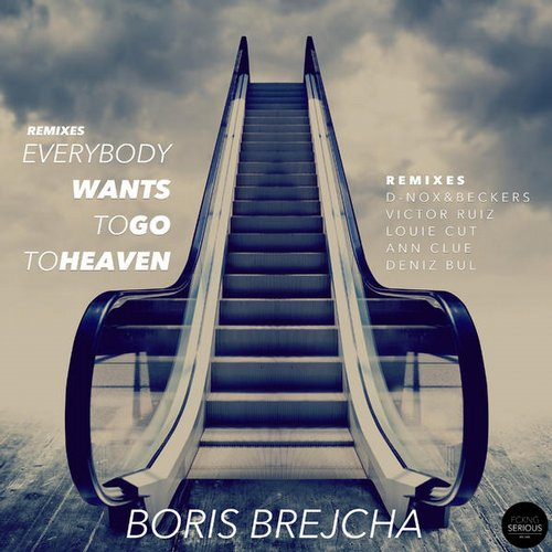 Boris Brejcha - EVERYBODY WANTS TO GO TO HEAVEN - REMIXES [FS003]